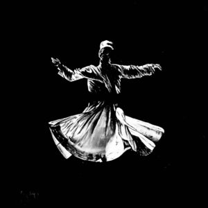 Whirling Dervish Sufi Painting available at SA Art & Designs